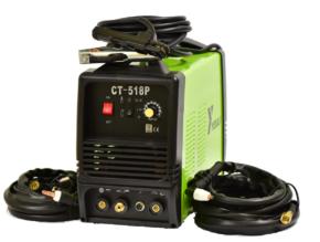 Varilni aparat inverterski TIG 180A+obločno varjenje 180A + plazma rezalnik zračni
