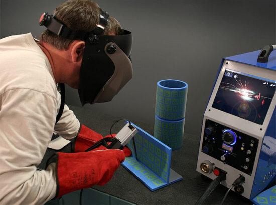 Učenje in trening varjenja na simulatorju varjenja