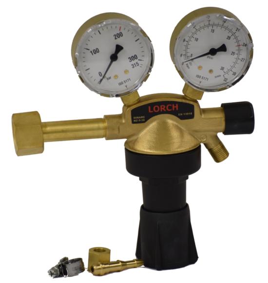 Reducirni ventil LORCH za Ar/CO2.