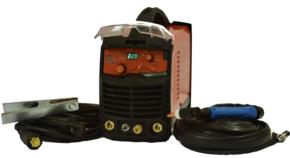 Varilni aparat pulzni TIG+MMA 250A