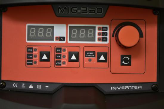 Čelna plošča SANYU MIG 250 S