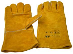 Usnjene rokavice za MIG/MAG in MMA varjenje