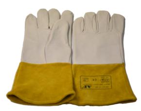 AP-1099 usnjene rokavice za TIG varjenje